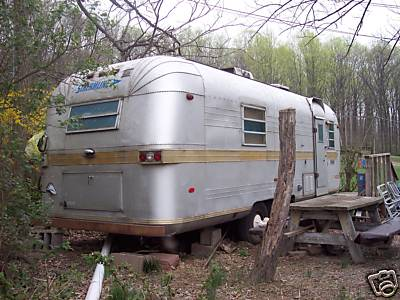 1972 streamline travel trailer - enberenach38's soup